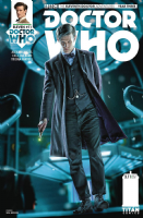 Doctor Who The Eleventh Doctor Adventures: Year Three #11 (Cover B)